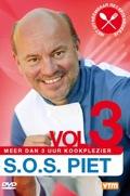 S.O.S Piet 3 SOS Huysentruyt dvd