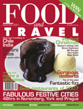 food and travel december 2007