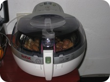 Tefal ActiFry Testrapport