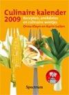 Culinaire kalender / 2009