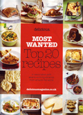 most wanted top 20 recipes