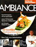 Culinaire Ambiance December 2008