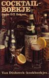 Cocktailboekje - Jouke D.T. Eekma
