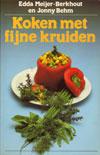 Koken Met Fijne Kruiden - Edda Meijer-Berkhout & Jonny Behm