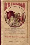 De Inmaak - Koba M.J. Catenius - Van Der Meijden