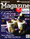 Sainsbury's Magazine December 2008