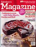 Sainsbury's Magazine januari 2009