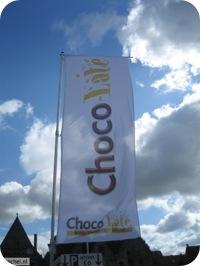 Vlag ChocoLAte Brugge
