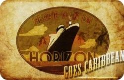 Herrie aan de Horizon goes Caribbean
