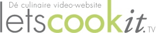 Let's Cook It TV, culinaire video site!