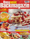 Das Neue Backmagazin 5 2009 August/September