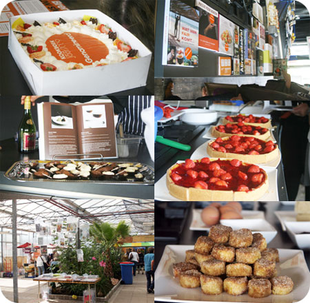 Kookboek van het Jaar Genomineerden Smaakparade