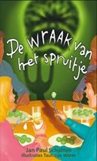 Kinderboekenweek gaat aan tafel met eten en snoep de wraak van het spruitje jan paul schutten