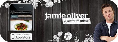 Jamie Oliver 20 Minute Meals