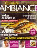 Culinaire Ambiance Oktober 2009