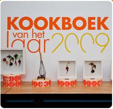 Kookboek van het Jaar 2009