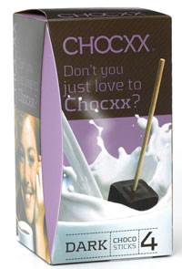 Chocxx chocosticks