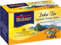Meßmer Inka Tee Lapacho orange spice
