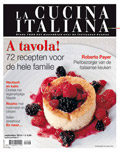 La Cucina Italiana September 2010