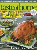 Taste of Home Oktober-November 2010