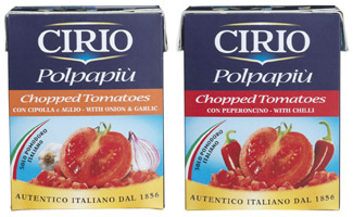 Cirio Tomaatblokjes
