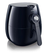 Philips Airfryer Zwarte Black