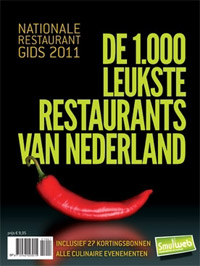 De Nationale Restaurantgids 2011