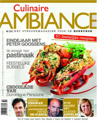 Culinaire Ambiance December 2010