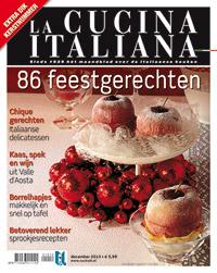 La Cucina Italiana December 2010