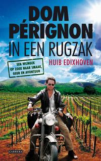 Dom Perignon in een rugzak Huib Edixhoven