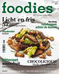 Foodies Januari 2011
