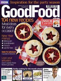 BBC GoodFood Januari 2011