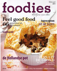 Foodies Februari 2011