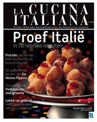 La Cucina Italiana februari 2011