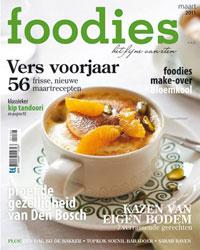 Foodies Maart 2011