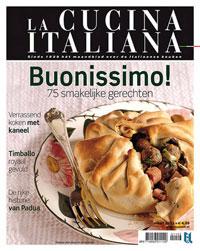 La Cucina Italiana Maart 2011