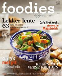 Foodies April 2011
