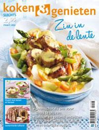 Koken & Genieten Maart 2011