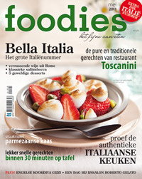 Foodies Mei 2011