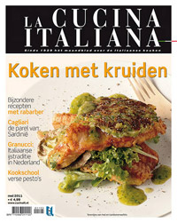 La Cucina Italiana Mei 2011