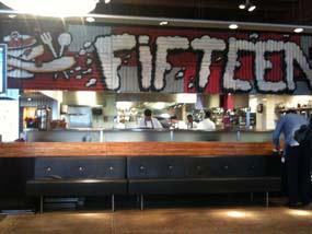 fifteen keuken