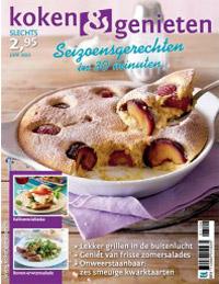 Koken & Genieten Juni 2011