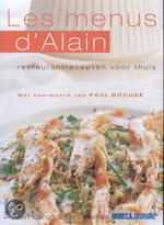 Les Menus d'Alain - Alain Caron