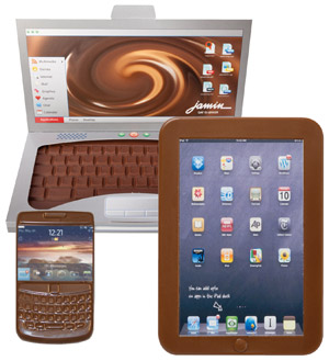 Jamin Multimedia Chocolade