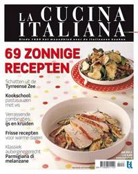 La Cucina Italiana Juli 2011