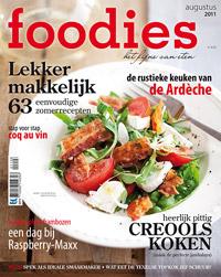 Foodies Augustus 2011