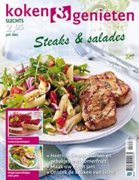 Koken & Genieten Juli 2011