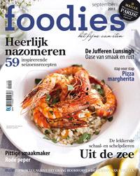 Foodies September 2011