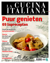 La Cucina Italiana September 2011