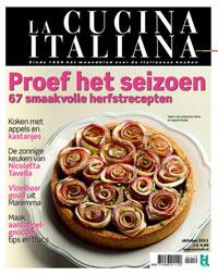 La Cucina Italiana Oktober 2011